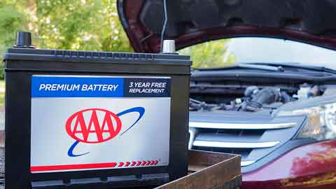 AAA Battery Replacement